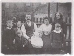 Pullum family c.1910