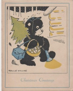 World War II Greetings Card by Mollie Willing