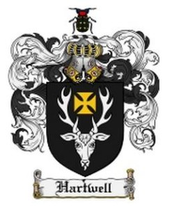 hartwell coat of arms