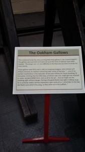 Gallows Notice