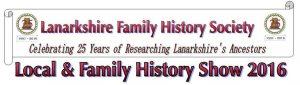 Lanarkshire Family History