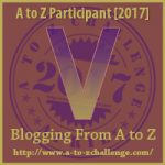 V is for Volunteering