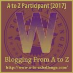 W is for Wiki