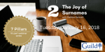 The Joy of Surnames - Recording Available