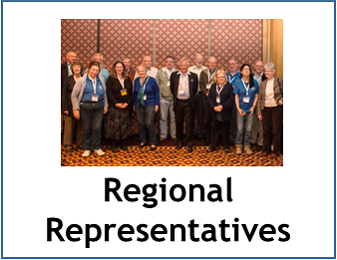 Regional Representatives worldwide