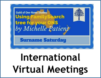International virtual meetings