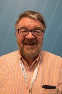 Paul Featherstone, speaker