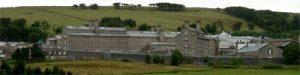 Dartmoor Prison, Devon, England