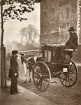 Typical London Cabbie 19th century