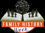 Taking Part in Family History Week 16-22 April