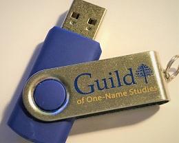 USB Drive 8GB Blank